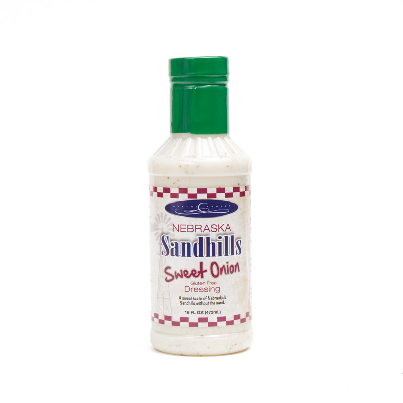"""Sandhills Salad Dressings"""