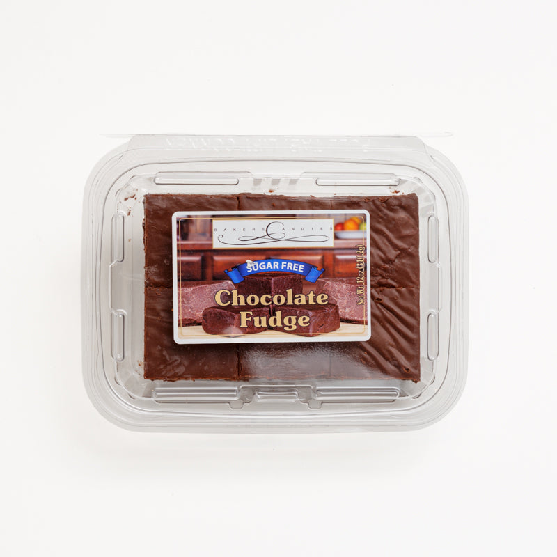12 oz. Sugar Free Chocolate Fudge
