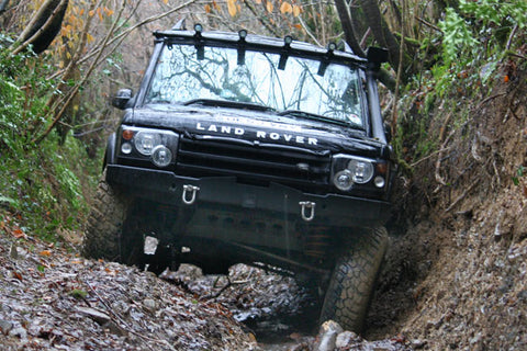 Land Rover Discovery 2 Rebuild