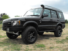 Land Rover Discovery 2 build