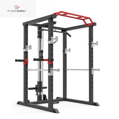 The Classic Squat Rack