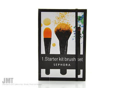 SEPHORA COLLECTION Beauty In A Box Starter Kit Brush Set Starter Kit Brush Set