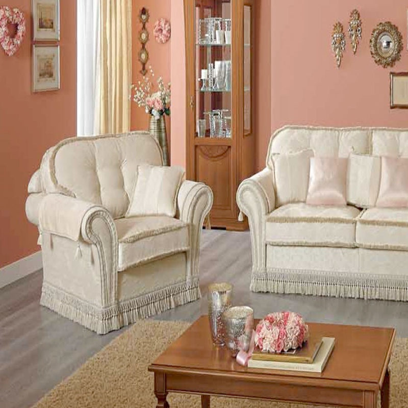 Couch set Decor Cream Deluxe