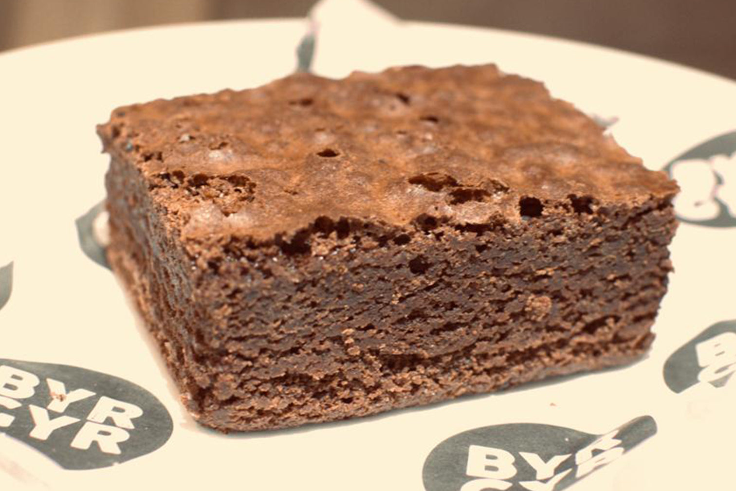 Browni Byrgyr | Byrgyr Brownie