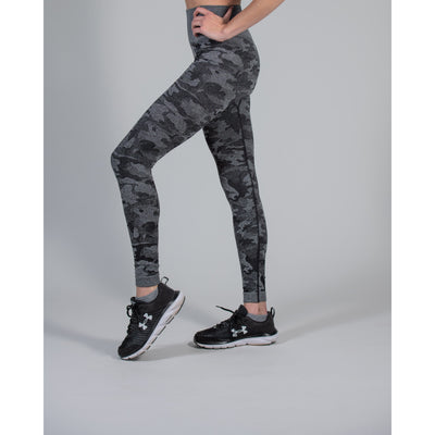 Combat Seamless Legging - Camo - Aestheti Athletics