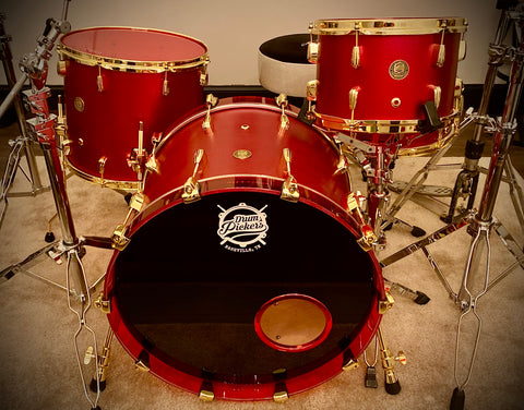 "DP Custom Series ""Red Rocker"" (4pc) Kit"