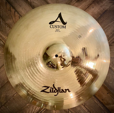 "Zildjian Custom A 20"" Ride Cymbal"