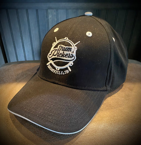 Drumpickers Adjustable Embroidered Ball Cap
