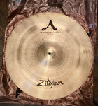 "Zildjian  A 18"" Medium Thin Crash Cymbal"