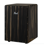 Pearl  Boom Box Cajon PCJ633BB635 in #635 Artisan Zebra Wood