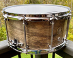 "DrumPickers DP Custom Line 14x6.5"" Snare Drum in #41 Espresso"