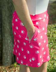 **CLEARANCE** Patterned Iggy Cover Skirt