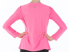 **CLEARANCE** Long Sleeve V-neck Top