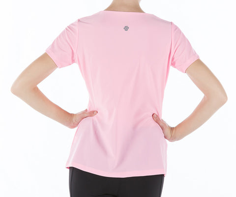 **CLEARANCE** Short Sleeve V-neck Top