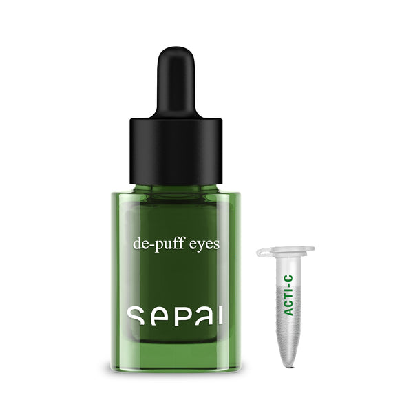 DE-PUFF EYES luxurious eye serum Sepai