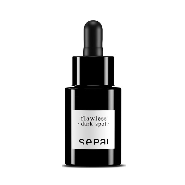 Flawless DARK SPOTS precision lightening serum Sepai