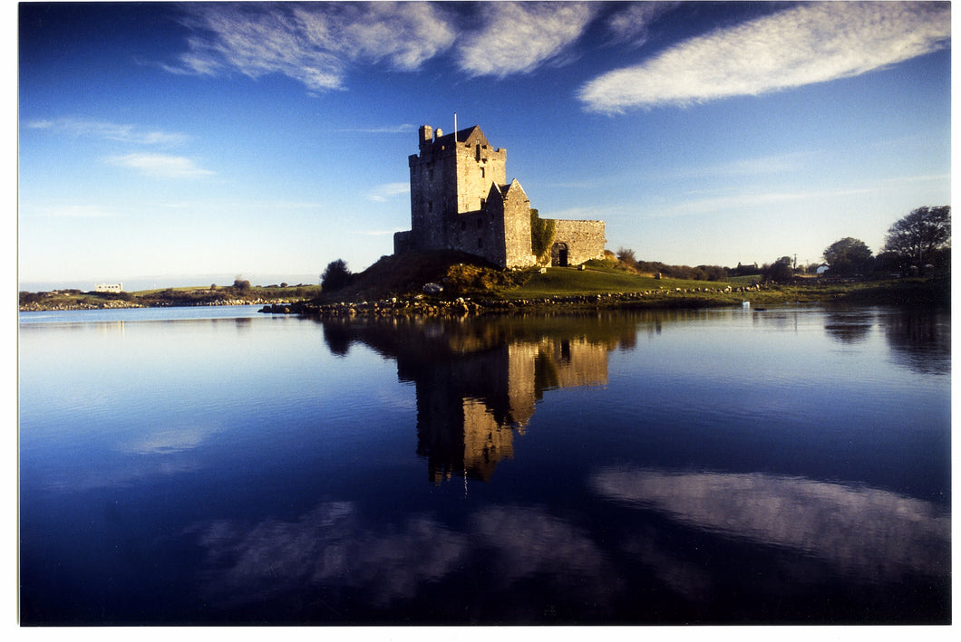 Dunguaire Castle, Kinvara, Co Galway.