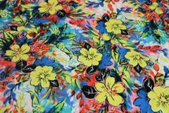 Mavis and Bob Fabric Bright Floral