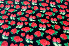 Mavis and Bob Fabric Summer Berries