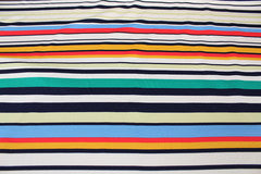 Mavis and Bob Fabric Spring Stripes