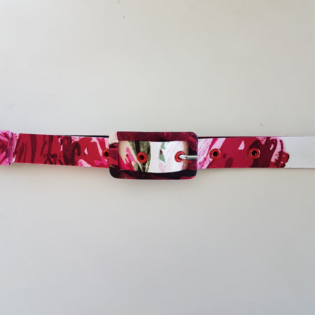 Custom Fabric Belts - Made to Order