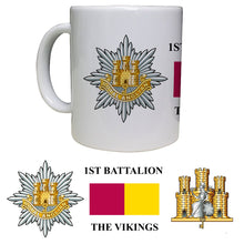 Load image into Gallery viewer, Royal Anglian Regiment 1st Battalion The Vikings mug