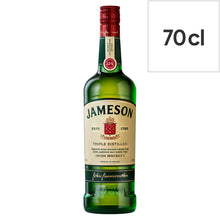 Load image into Gallery viewer, Engraved Bottle of Jamesons Irish Whiskey 70cl