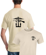 Load image into Gallery viewer, Double Printed Combined Operations Commando T-Shirt