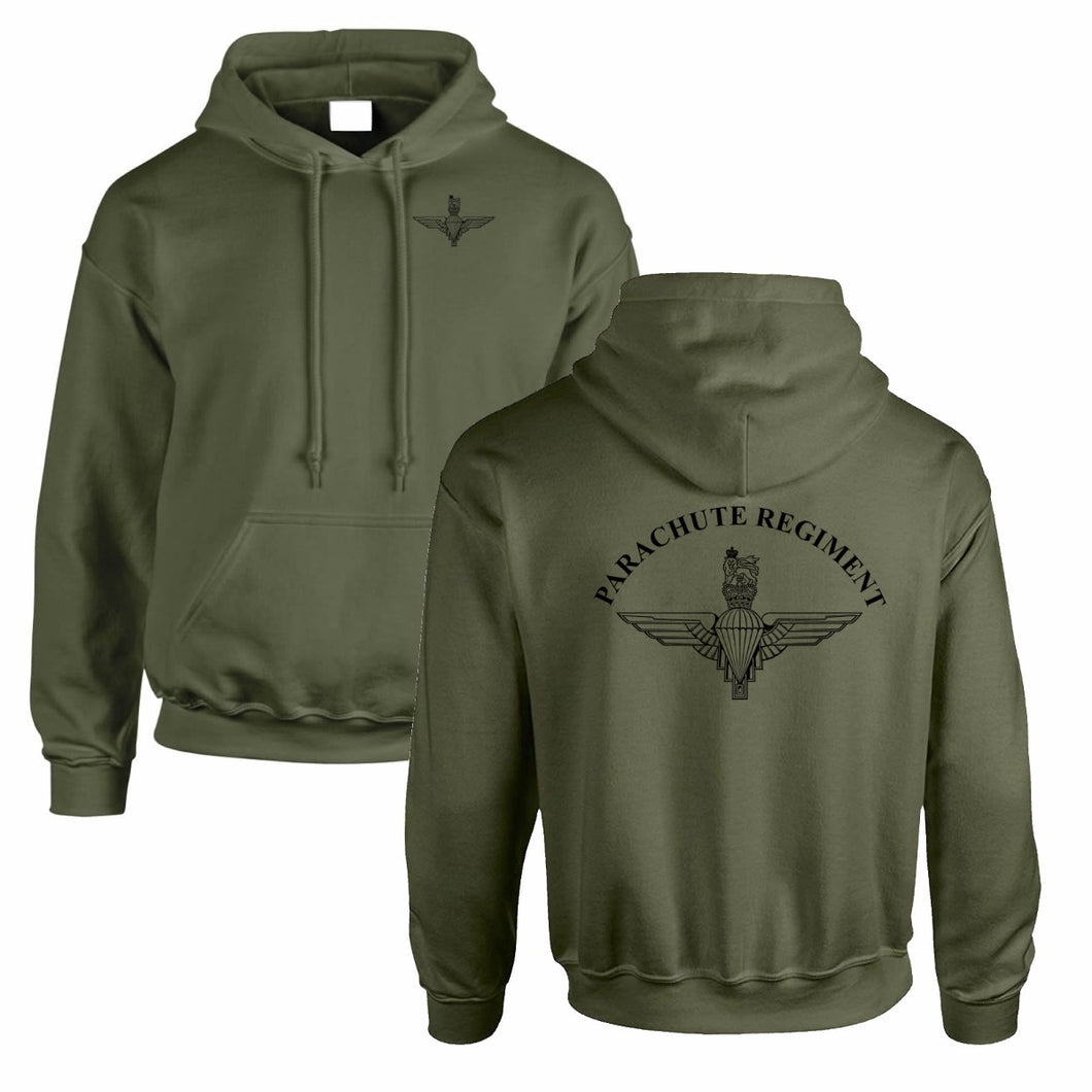 Double Printed Parachute Regiment Hoodie