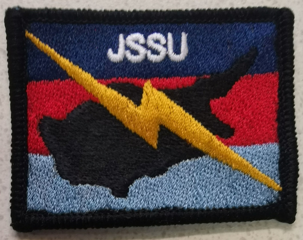 The Joint Service Signal Unit (JSSU) Cyprus TRF Badge