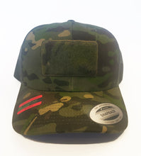 Load image into Gallery viewer, Genuine Flexfit by Yupong Tactical Velcro Shooters Cap Patch