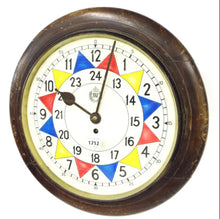 "Load image into Gallery viewer, RAF 1940 ""Battle of Britain"" Pattern Replica Sector Segment Code Wall Clock 12"" / 30.5cm"