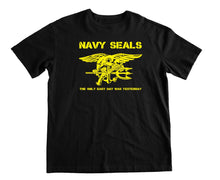 Load image into Gallery viewer, Fully Printed US Navy Seals T-Shirt