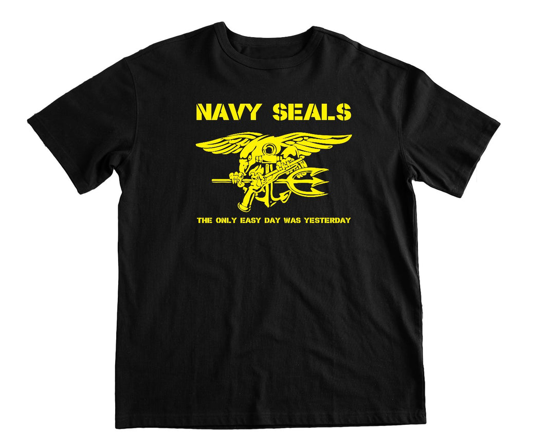 Fully Printed US Navy Seals T-Shirt