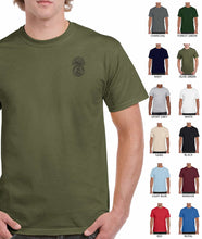 Load image into Gallery viewer, Northumberland Fusiliers Printed T-Shirt