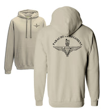 Load image into Gallery viewer, Double Printed Parachute Regiment Hoodie