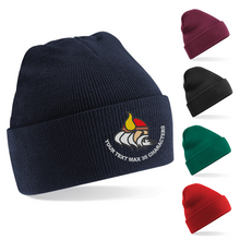 Load image into Gallery viewer, The Vikings (Royal Anglian) Embroidered Beanie