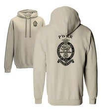 Load image into Gallery viewer, Double Printed Princess of Wales's Royal Regiment (PWRR) Hoodie