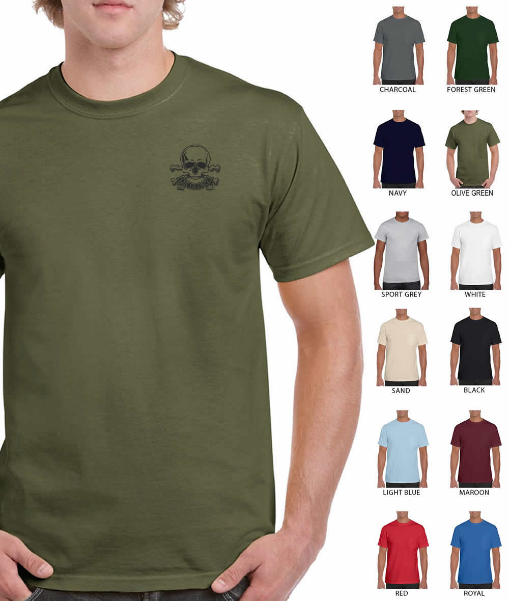 Queen's Royal Lancers (QRL) Printed T-Shirt