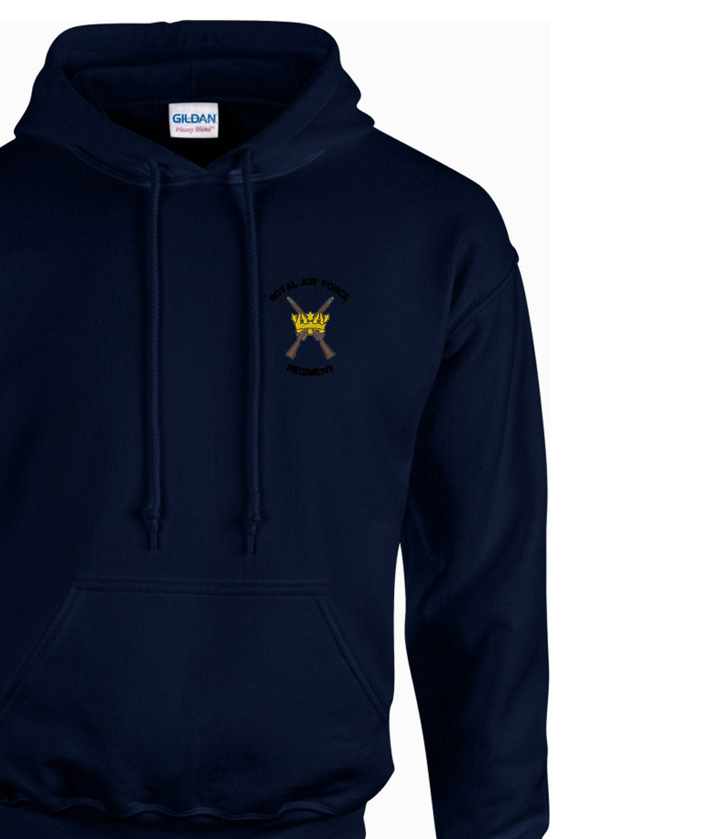 Royal Air Force Regiment Embroidered Hoodie