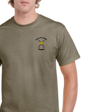 Load image into Gallery viewer, Royal Air Force Regiment Embroidered T-Shirt