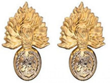 Load image into Gallery viewer, Royal Regiment of Fusiliers O R Collar Badge