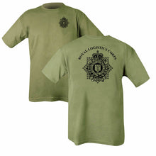 Load image into Gallery viewer, Double Printed Royal Logistics Corps (RLC) T-Shirt