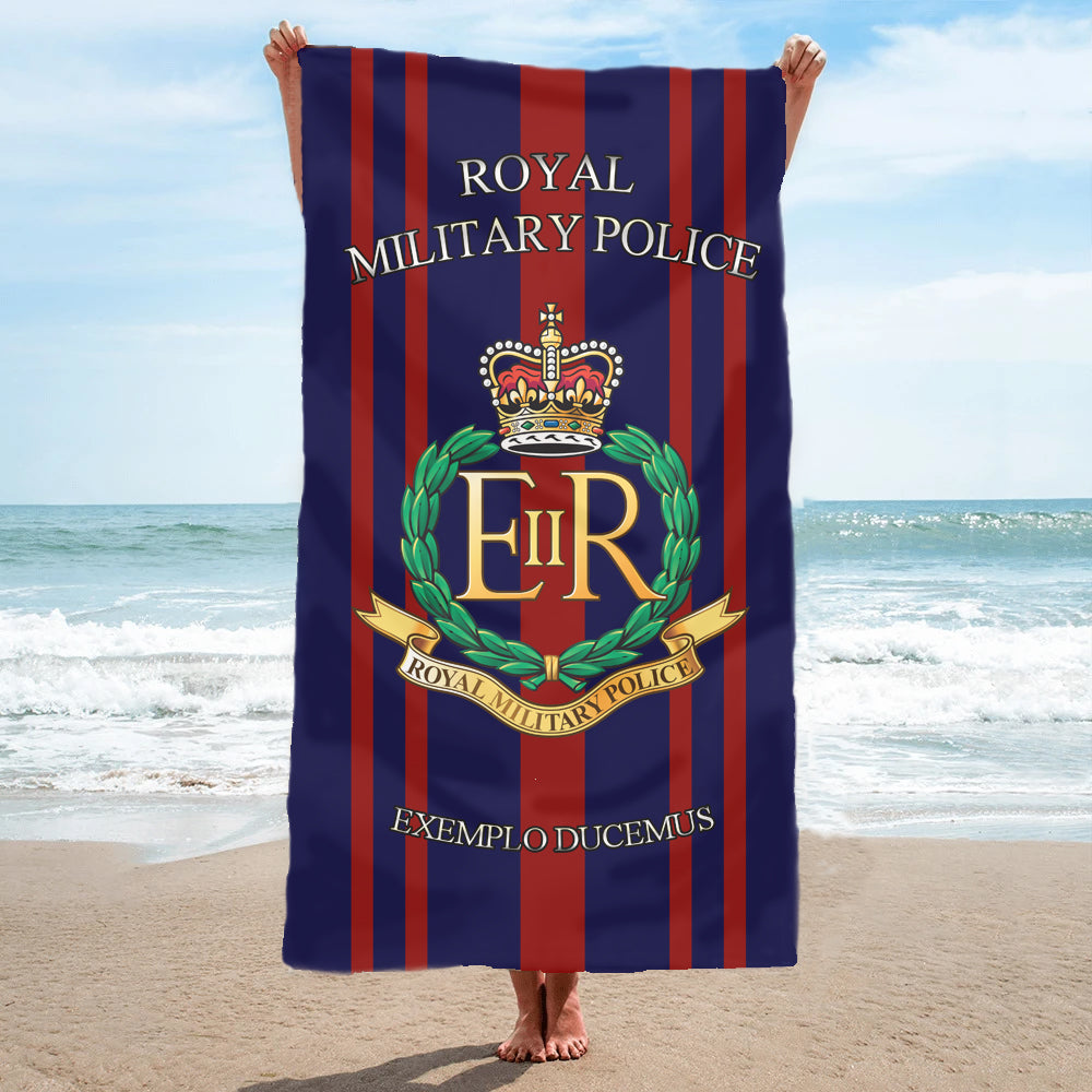 Fully Printed Royal Military Police (RMP)