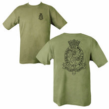 Load image into Gallery viewer, Double Printed Royal Wessex Yeomanry (RWxY) T-Shirt