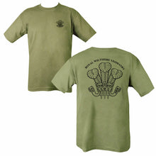 Load image into Gallery viewer, Double Printed Royal Wiltshire Yeomanry T-Shirt