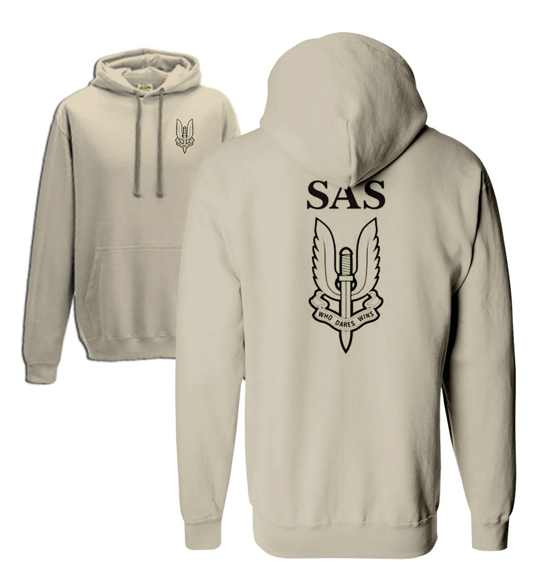 Double Printed Special Air Service (SAS) Hoodie