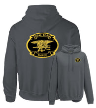 Load image into Gallery viewer, Fully Printed USA Navy Seal Team Three Hoodie