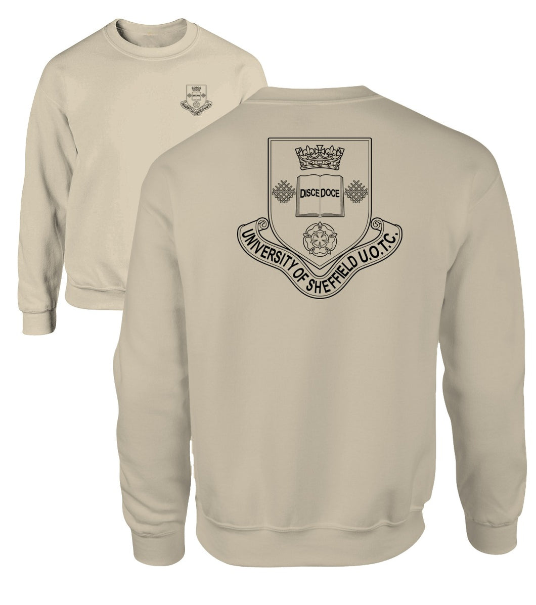 Double Printed Sheffield (UOTC) Sweatshirt