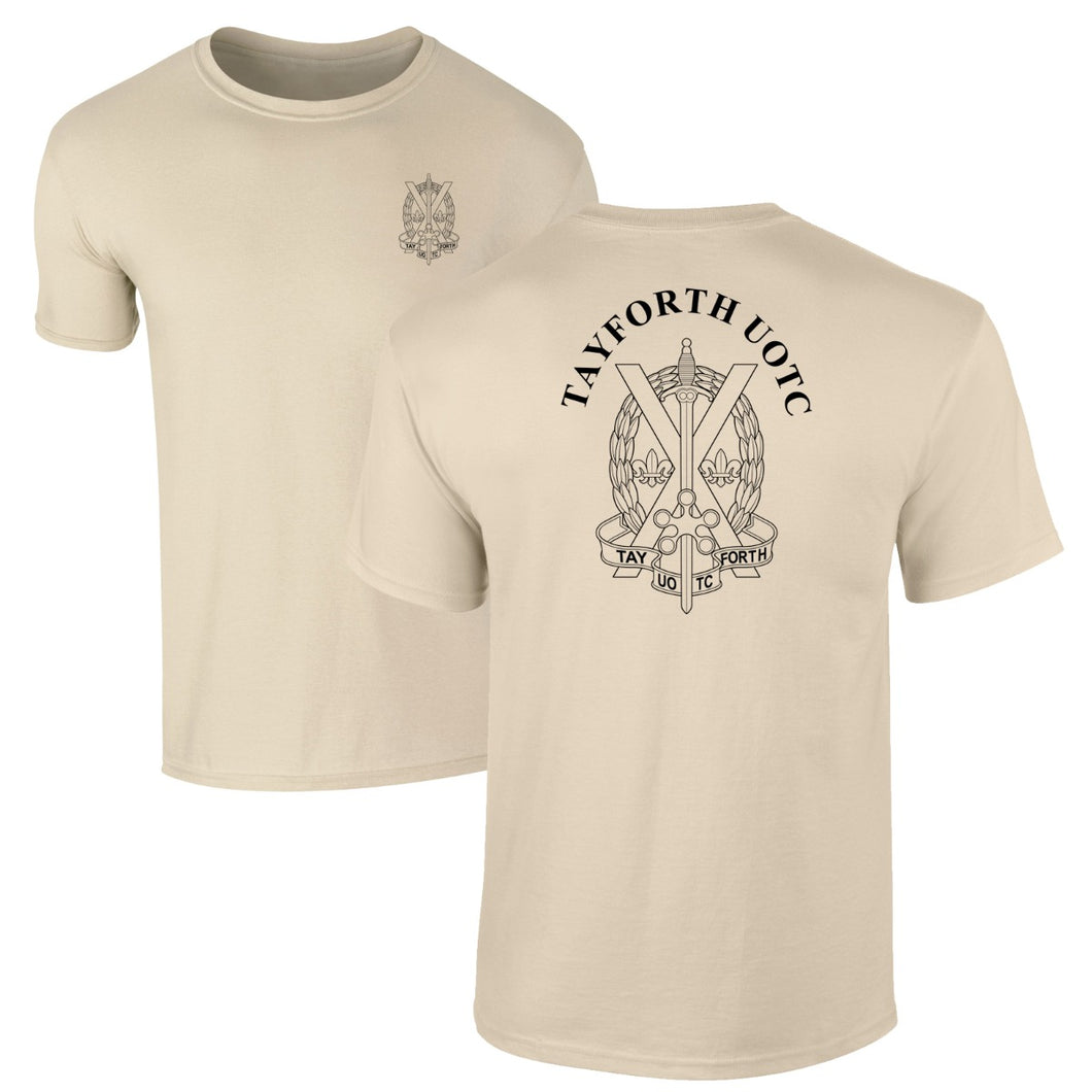 Double Printed Tayforth (UOTC) T-Shirt